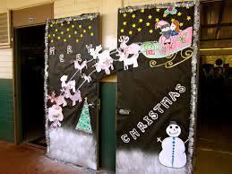 christmas funny rudolph door decoration best christmas