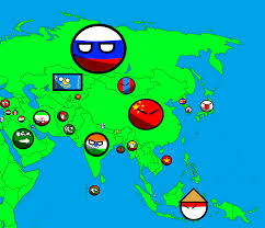 Asia Map Game by Polandball Map Of Asia Wip Sploder U0027s Online Game Making Community