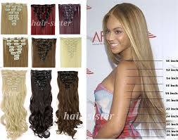 24 inch extensions aliexpress buy clip in hair extensions 24