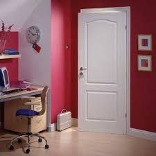 White 2 Panel Interior Doors by 2 Panel Arched Textured White Primed Door