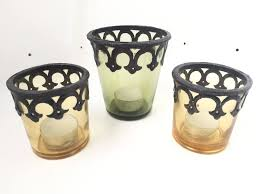 gothic candle holders medieval candle holder gothic home decor