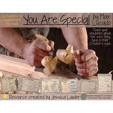 you are special by max lucado book activities educents