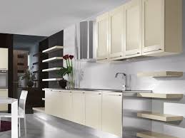 mdf wood covering with artificial veneer cabinets doors one wall
