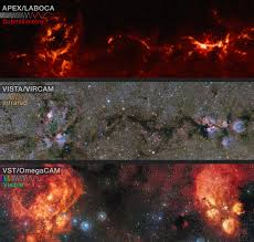 esoblog eso looking at the many faces of the universe eso