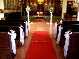 wedding decorations for church diy wedding decorations for church wedding party decoration