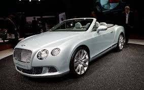bentley front first look 2012 bentley continental gtc automobile magazine