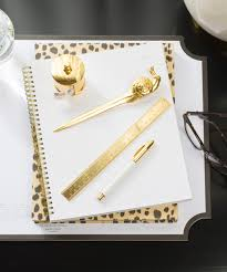 Feminine Desk Accessories by Chic Desk Accessories Best Home Furniture Decoration