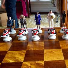 coolest chess sets the academy on twitter