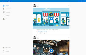 here u0027s how the twitter for windows 10 app will look screenshots