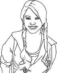 High Characters Coloring Pages High School Musical Coloring Pages Wecoloringpage by High Characters Coloring Pages