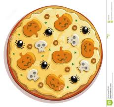 pizza clipart halloween pencil and in color pizza clipart halloween
