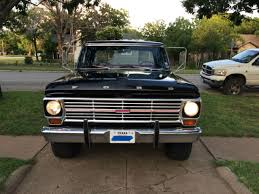 1969 ford ranger for sale 1969 ford ranger f250 cer special for sale photos technical