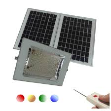 Red Solar Lights by Best Motion Flood Lights Solar Deck Post Lights Costco Led Outdoor