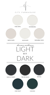 paint dilemma light vs dark dark paint colors city farmhouse