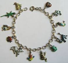 bracelet charm silver images 261 best german austrian vintage charms bracelets images on jpg