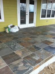 Design For Outdoor Slate Tile Ideas Porch Tiles Designs For Houses Tile Design Ideas