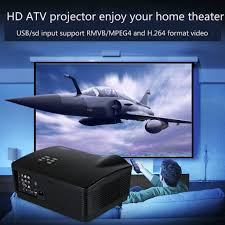 home theater projector uhappy 3d hd 1080p led projector 3000 lumen home theater zoom hdmi