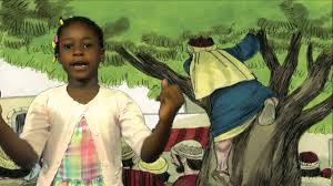 zacchaeus bible story for children powerful youtube