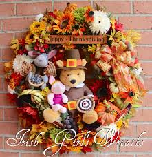 thanksgiving friends irish u0027s wreaths where the difference is in the details