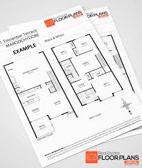 99 black u0026 white real estate floor plans inc measure sunshine
