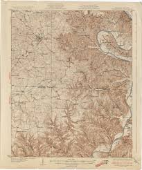 Maps Tennessee by