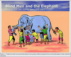 The Blind Men And The Elephant Hawai U0027i Medical Journal