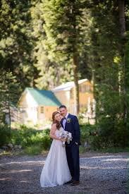 gorgeous shasta weddings