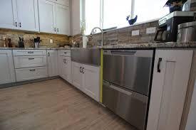 teak wood kitchen cabinets sink base cabinet small breakfast bar teak wood kitchen white