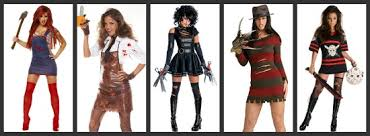 Scary Halloween Costumes Girls Group Costumes Girls Halloween Costumes Blog