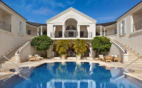 luxury villas in barbados caribbean