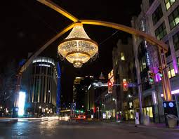 Cleveland Outdoor Chandelier The Must Do List Snap A Cle Inspired Selfie