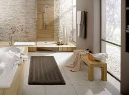 Designer Bathroom Rugs Cool Bath Rugs For Modern Bathroom Design With Blue Color Schemes