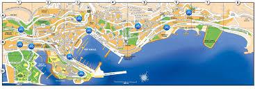 Monte Carlo Map Monte Carlo Map Las Vegas Casino Property Maps And Floor Plans