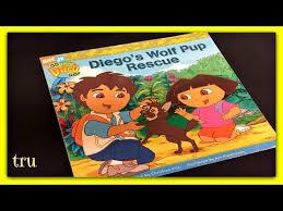 pupu wolf diego rescue books
