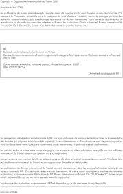 bureau assurance sociale guide de gestion des mutuelles de santé en afrique pdf