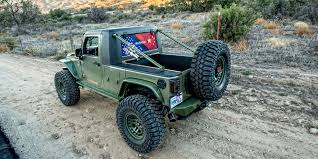 jeep truck conversion green iguana 14 jeep wrangler sport truck conversion jeep