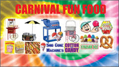 carnival party rentals party rentals and equipment island track