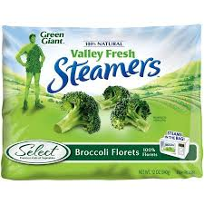green giant valley fresh steamers broccoli florets 12oz sheri u0027s