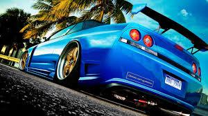 car junkyard riyadh blue cars wallpapers cars wall papers pinterest skyline r33