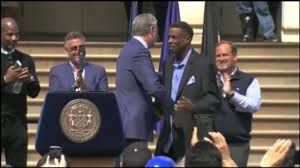 Doc Gooden Ex 1986 Mets - doc gooden gets key to city 31 years after mets world series win