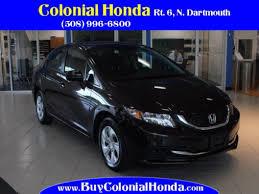 used honda cars for sale in ma u0026 providence ri colonial honda of