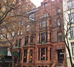 faces on brownstones ephemeral new york