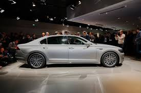 volkswagen geneva vw phideon luxury sedan revealed destined for china only