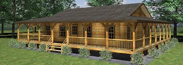 cabin plans with porch rustic house plans with wrap around porches images ideals