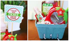 Teacher Gift Basket Berry Basket Gift Idea Free Download Eighteen25