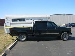 Camper For Truck Bed Low Budget Camper Set Up For Truck Bed Pirate4x4 Com 4x4 And