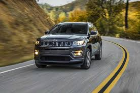 jeep india compass first india produced 2017 jeep compass rolls off assembly line