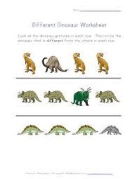printable kindergarten worksheets printable dinosaur worksheet