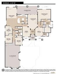 floor plans and elevations swingle miramonte homes