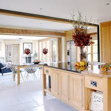 Kitchen Designers Uk Open Plan Kitchen Design Ideas Ideal Home